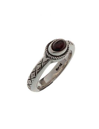 Δαχτυλίδι από Ασήμι 925 με Πέτρα